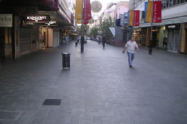 Hay St Mall Perth